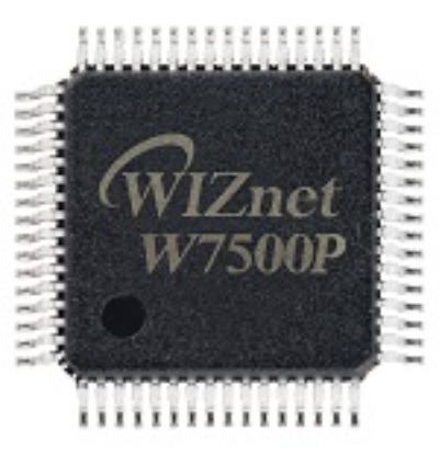 W7500P-S2E (WIZ750SR-TTL/RS232/RS485 Firmware + MAC Address)